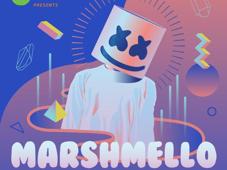 Motorola Pamerkan Produk Tebaru di Konser Marshmello