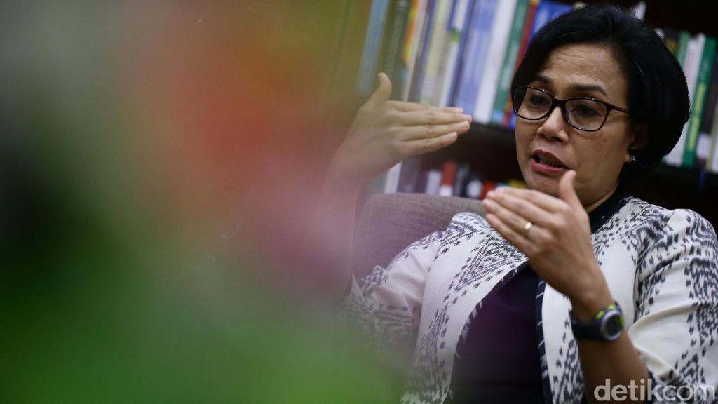 Sri Mulyani: Ironis Sekali, Irjen di Kemendes Menjadi Masalah