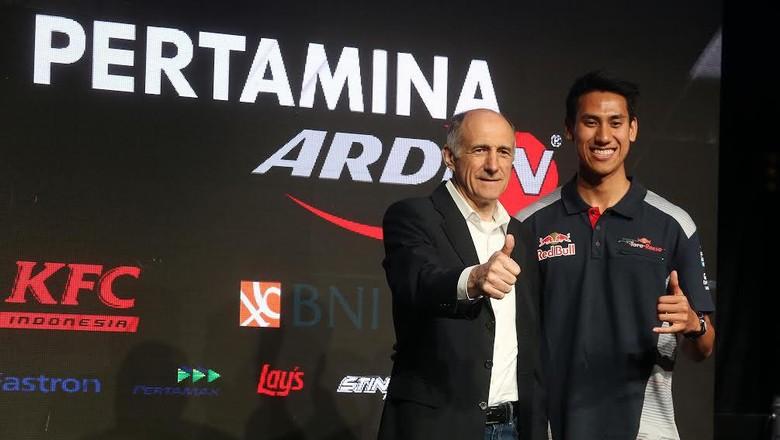 Bos Toro Rosso: Sean ke F1? Mungkin Saja
