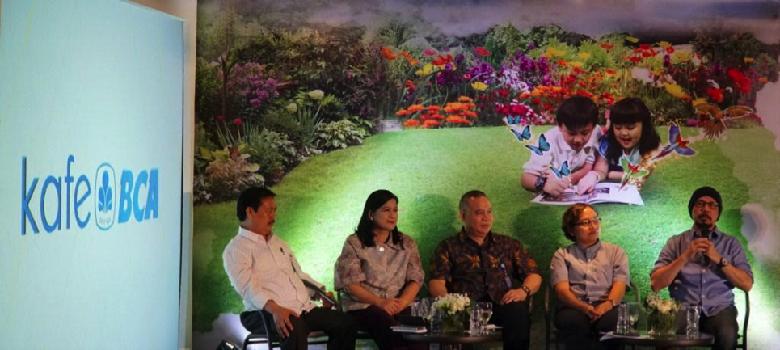 Gerakan Buku untuk Indonesia, Komitmen BCA Giatkan Minat Baca Anak