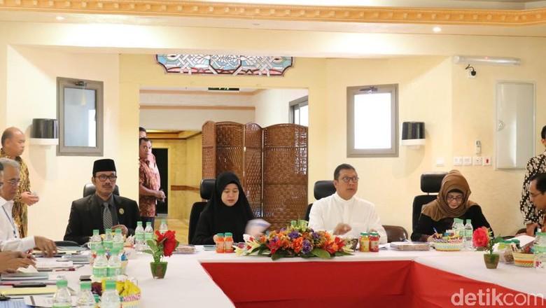 Cek Kesiapan Haji, 3 Menteri Kabinet Kerja Kunjungi Arab Saudi