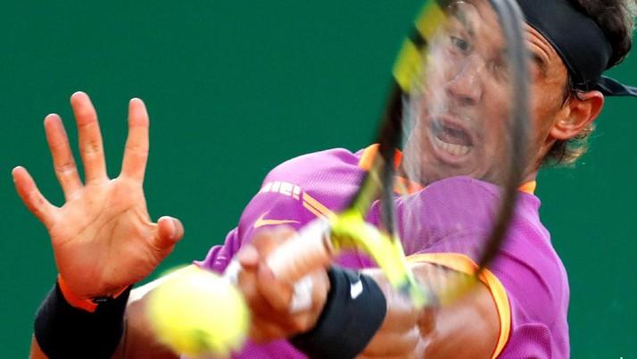 Nadal Tantang Goffin di Semifinal Monte Carlo Masters