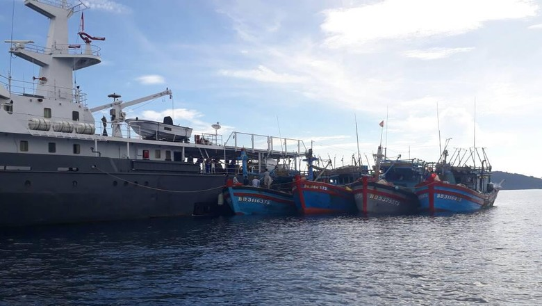 Sudah Ada Penenggelaman, Laut RI Masih Rawan Maling Ikan