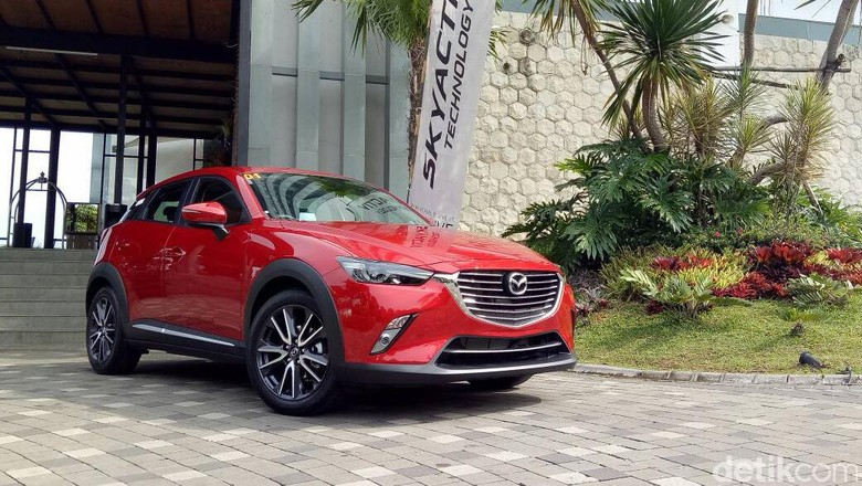 MPV dan SUV Ramai, Mazda Masih Andalkan Hatchback dan Crossover