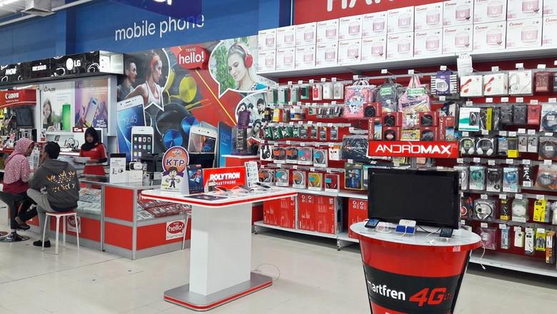 Transmart dan Carrefour Kembali Berikan Harga Khusus Smartphone
