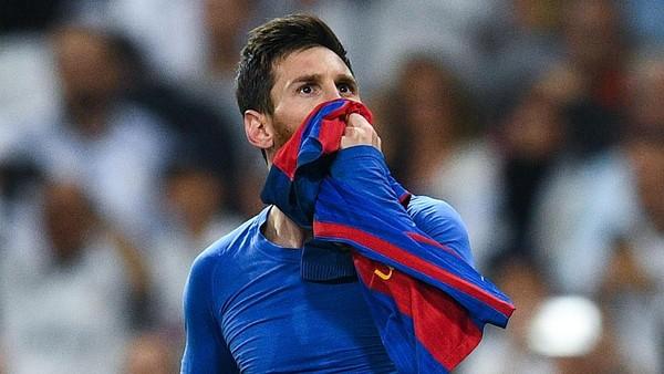 Persembahan Barcelona untuk Messi dan Golnya yang ke-500