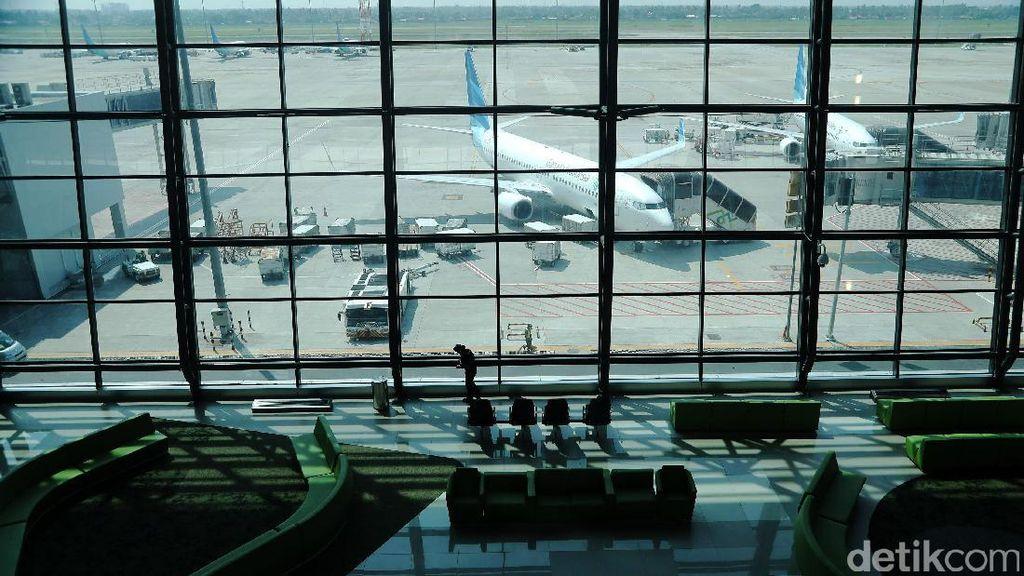 Terminal 3 Soetta Siap Operasikan Penerbangan Internasional