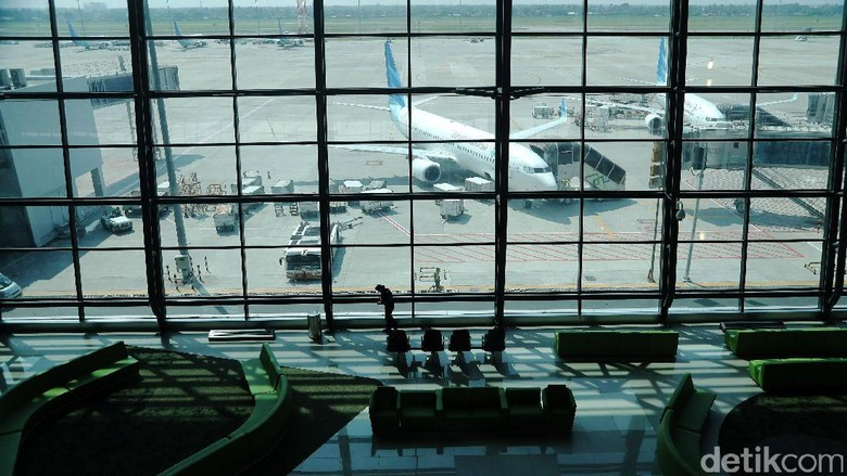 Layani Mudik Lebaran, AP II Tambah 2.663 Slot Penerbangan