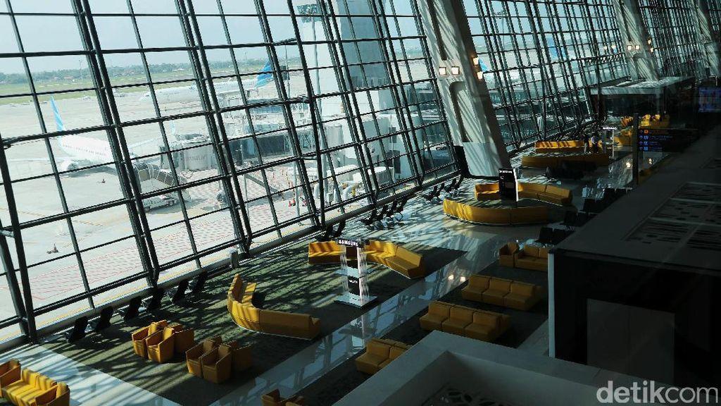 Ini Daftar Tarif Pelayanan Bandara Soekarno-Hatta yang Naik
