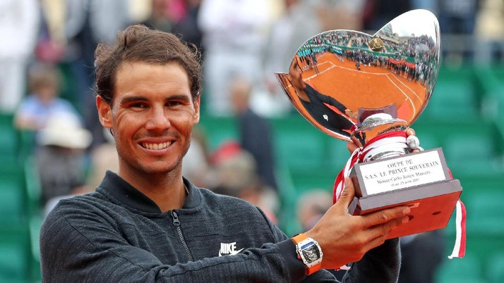 Nadal Pertahankan Gelar Monte Carlo Masters