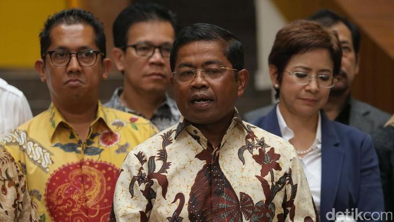 Soal Upaya Hukum, Golkar Tunggu Surat Novanto Tersangka dari KPK