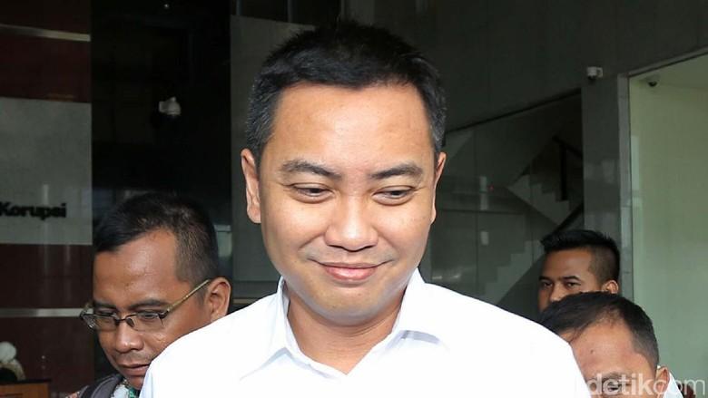KPK Tetapkan Fayakhun Andriadi Jadi Tersangka Kasus Bakamla