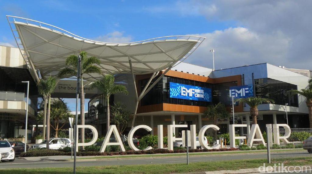 Surga Belanja di Gold Coast: Pacific Fair
