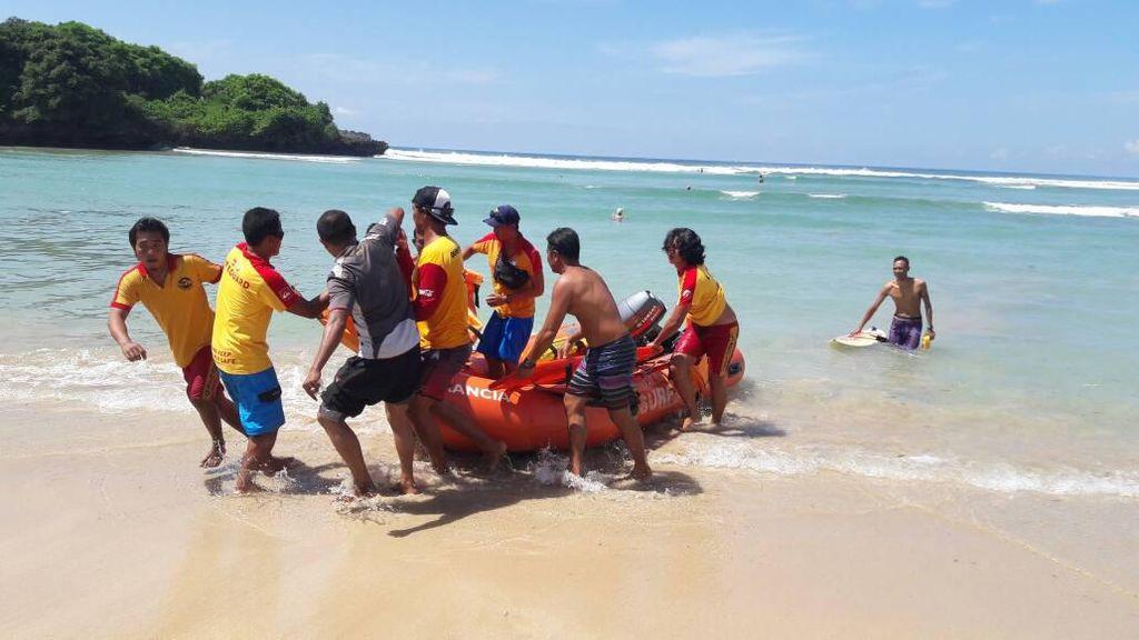 Dosen Sekolah Pariwisata Ditemukan Tewas di Pantai Nusa Dua Bali