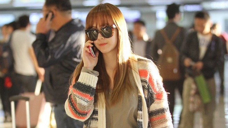 Bicara tentang SNSD, Jessica Jung Dihujat Netizen