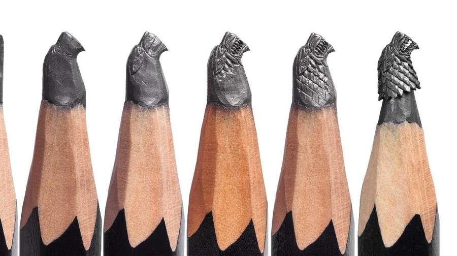 Lihat Cara Seniman Ini Buat Ukiran Mikro Yuk!