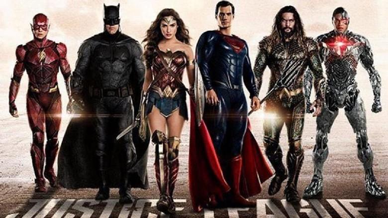 Rumor Syuting Ulang, DC Bergurau Sebut Scooby Doo Gabung di Justice League