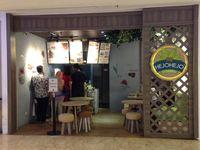 Hejo Hejo Kitchen: Sedapnya Nasi Rawon Gurih Diiringi Cendol Susu Almond