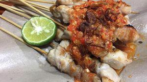 Sate Taichan Gurih Pedas dengan Balutan Sambal yang Masih Diminati
