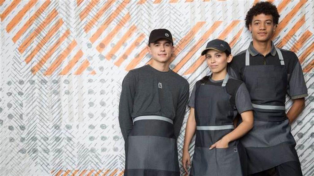 Netizen Sindir Seragam Baru McDonalds, Disebut Mirip Kostum Star Wars