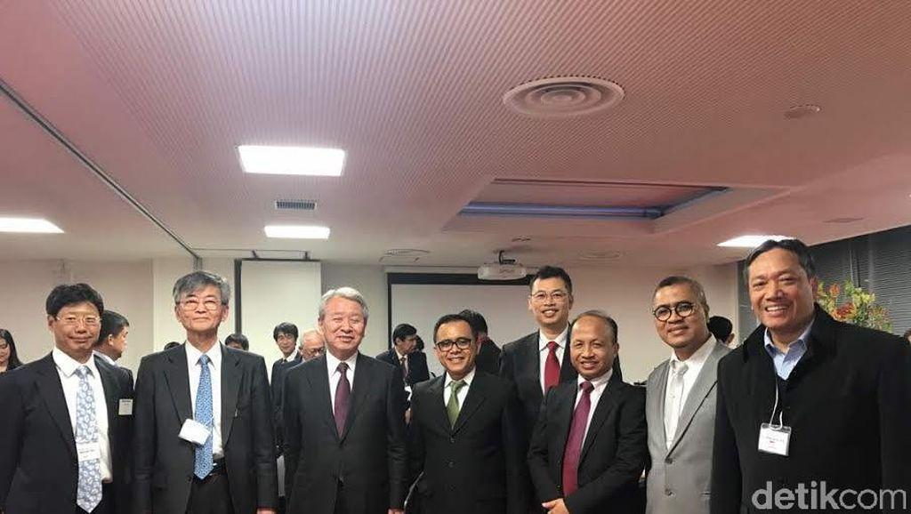 Bupati Anas Yakinkan Jepang Bangun Reformasi Birokrasi Daerah