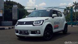 Suzuki Masih Ogah Produksi Ignis di Indonesia