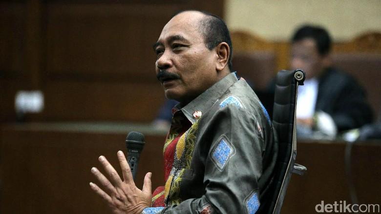KPK Tunda Pemeriksaan Kabakamla di Puspom TNI