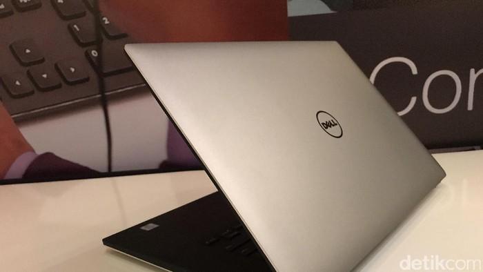 Laptp Dell. Foto: detikINET/Adi Fida Rahman