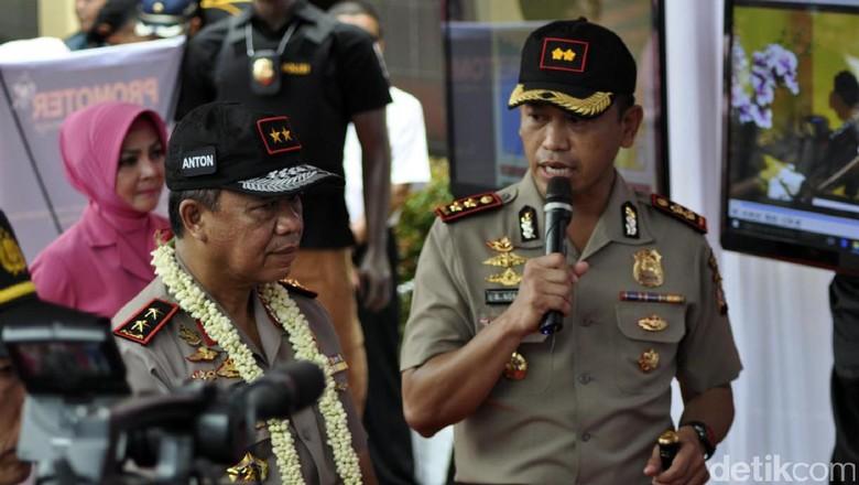 Sukses Gagalkan Aksi Kejahatan, Tombol Panik Sukabumi Dipuji Kapolda