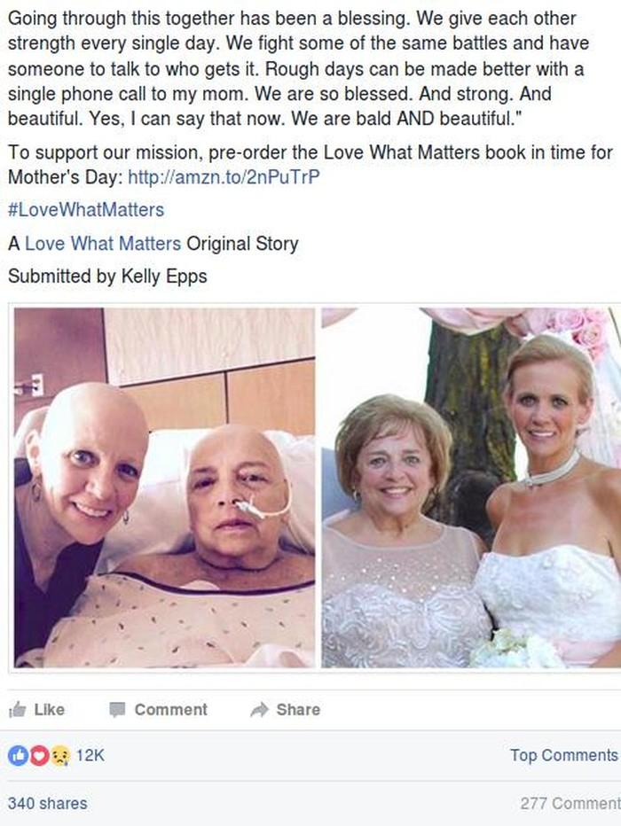 Foto: Facebook/ Love What Matters
