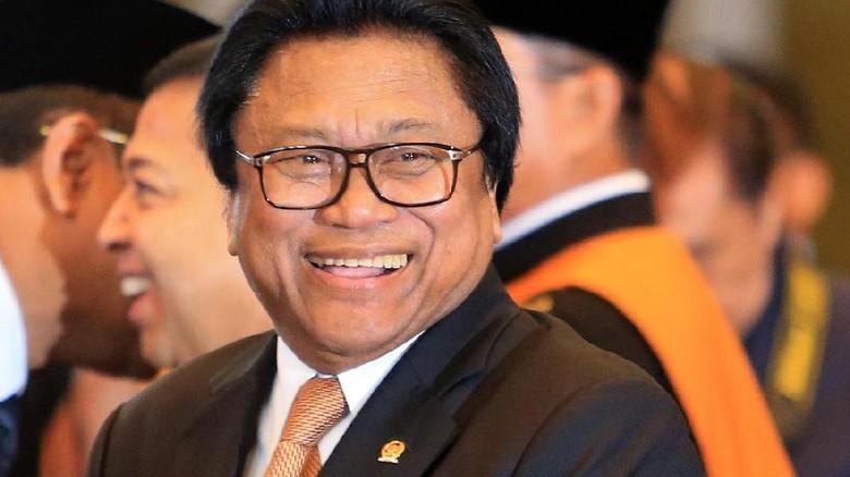 Hanura Desak Ketua KPK Minta Maaf Sebut Rangkap Jabatan OSO Banci