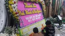 Pedagang Bunga Rawa Belong Tepis Isu soal Karangan Bunga Ahok