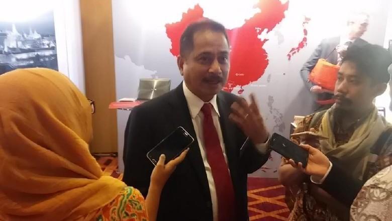 Menpar Arief Yahya di WTTC 2017 (Randy/detikTravel)