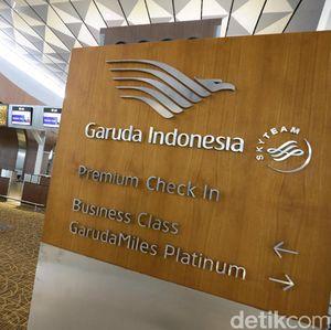 Garuda Indonesia Akan Terbitkan Obligasi G   lobal Rp 10 T