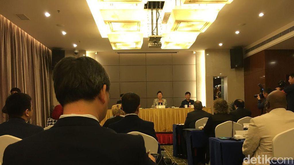 Ambisi China Merajut Kembali Jalur Sutra