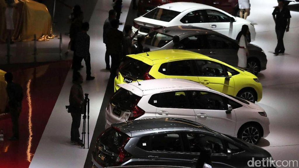 Daftar Mobil dan Motor Siap Meluncur Besok di Jakarta