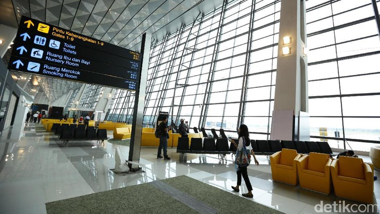 Terminal 3 Soetta Resmi Layani Penerbangan Internasional