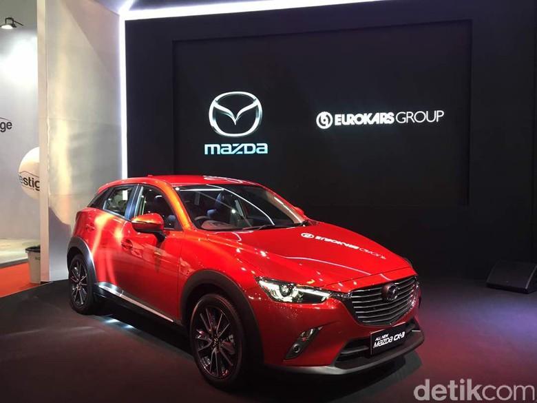 Mazda CX-3 Diterima Sampai Daerah