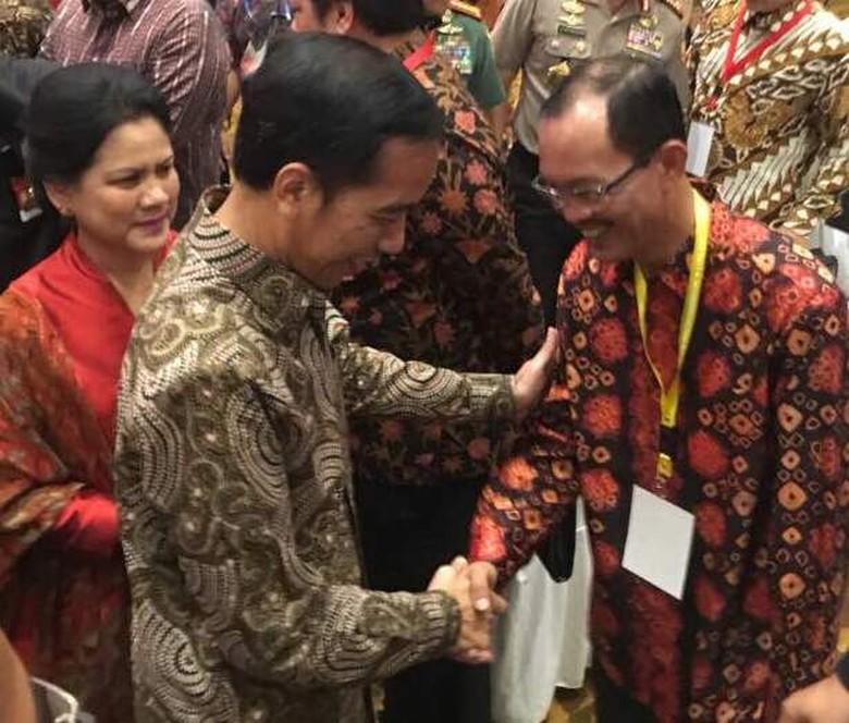 Dipuji Jokowi, Wali Kota Palembang Semangat Giatkan Gotong-Royong