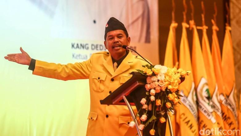 Rekomendasi Cabup dan Cawalkot Cirebon dari Golkar Paling Lambat November