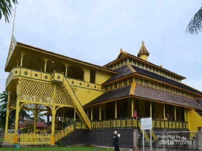 6 Destinasi Long Weekend Seru di Pontianak