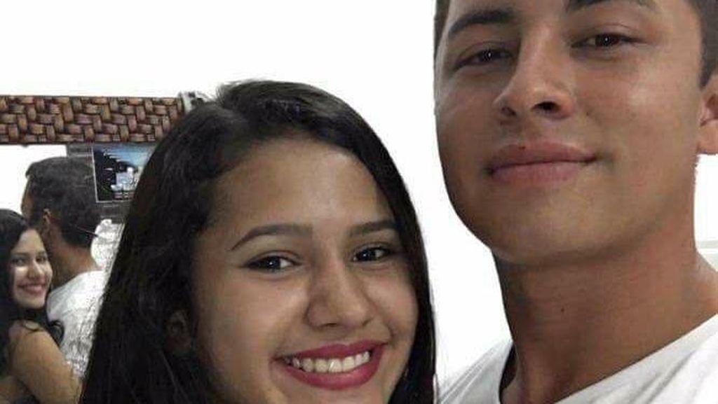 Viral, Foto Selfie Menyeramkan Pasangan yang Mengejutkan Banyak Orang
