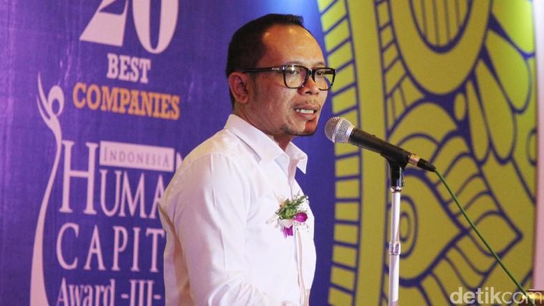 Pemerintah Bangun Rusunami DP 1%, Menaker: Supaya Buruh Sejahtera