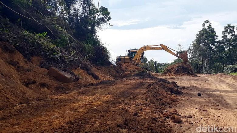 Genjot Infrastruktur, Jokowi Pangkas Angka Kemiskinan di Kalimantan