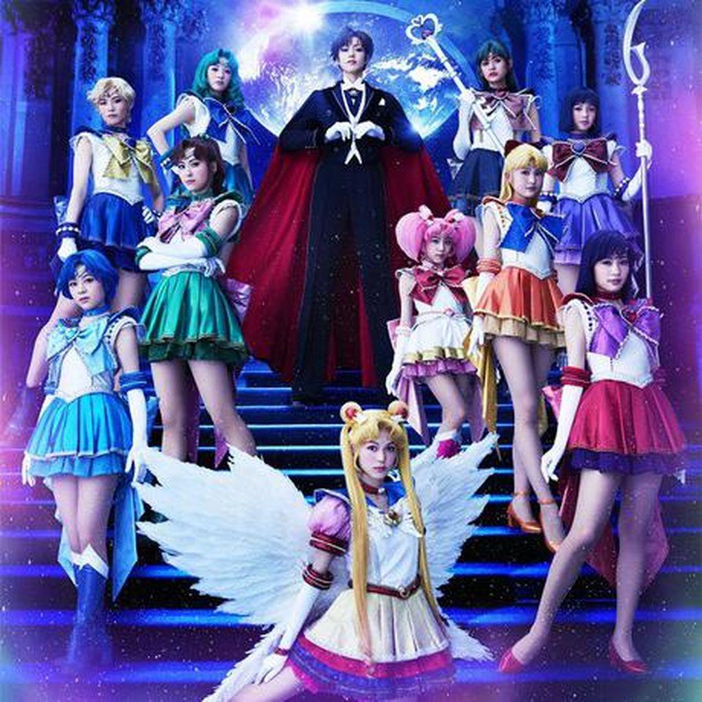 Sukses di Jepang, Musikal Sailor Moon Berlanjut ke Amerika