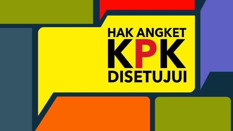 Fraksi PAN Masih Konsisten Tak Kirim Wakil di Pansus Angket KPK