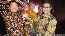 Irsyad Yusuf Jadi Salah Satu Bupati Terbaik di Indonesia