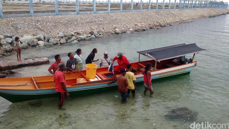 Aspirasi Nelayan Belu: Butuh Kontainer Pendingin untuk Simpan Ikan