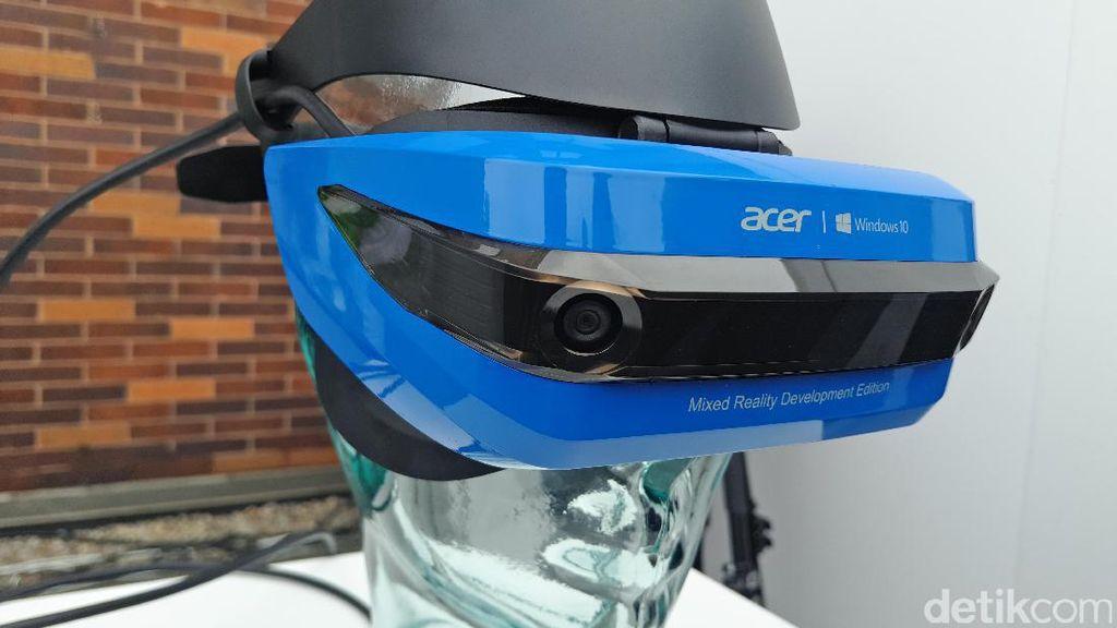 Acer Mixed Reality, Bukti Perkawinan Teknologi VR dan AR