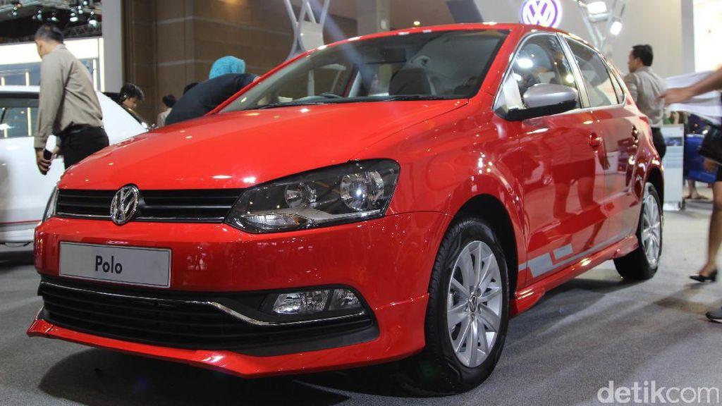 Volkswagen Percantik Polo dengan Aksesoris